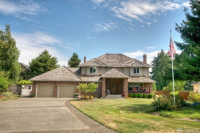 Tumwater Single Family Home For Sale: 1106 Surrey Trace Dr SE