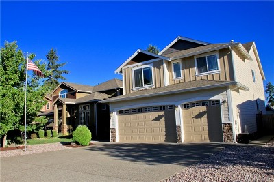 Tacoma Single Family Home For Sale: 2908 179th St Ct E