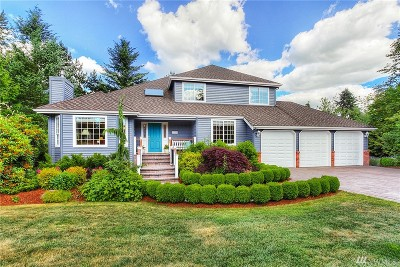 Maple Valley Single Family Home For Sale: 22208 233rd Ave SE
