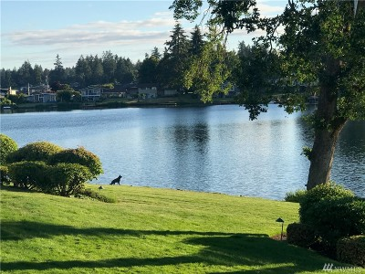 Lakewood Condo/Townhouse For Sale: 7310 Steilacoom Blvd SW
