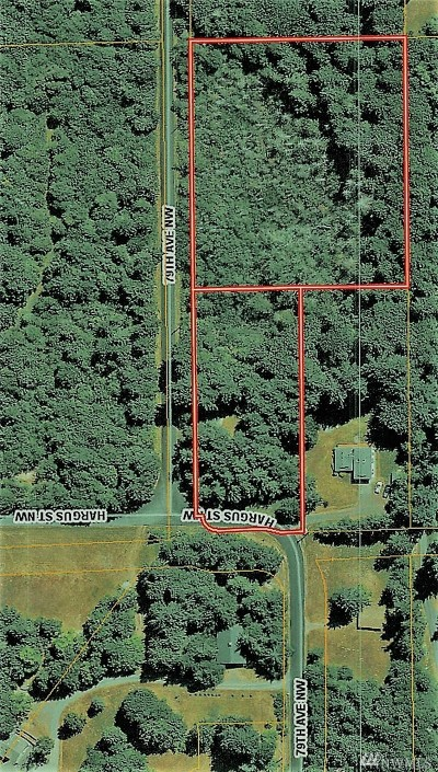 Residential Lots & Land For Sale: 7848 Hargis St NW