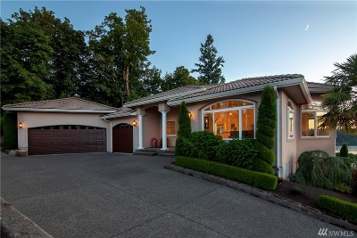 Steilacoom Single Family Home For Sale: 30 West Shore Ct