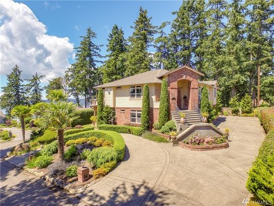 Snohomish County Single Family Home For Sale: 5313 Eagle Bluff Lane