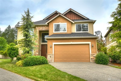 Lacey Single Family Home For Sale: 8844 Ellsworth Ct NE