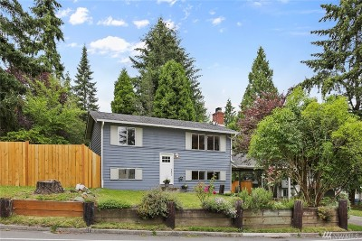 Woodinville Single Family Home For Sale: 12434 NE 157th St
