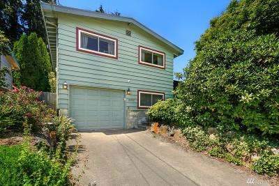Shoreline Single Family Home For Sale: 14757 28th Ave NE