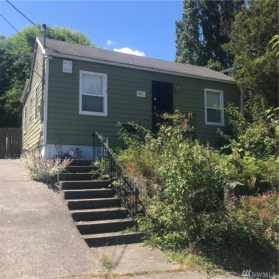 Seattle Single Family Home For Sale: 6811 46th Ave S