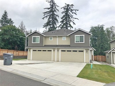 Spanaway Multi Family Home For Sale: 20702 64th Av Ct E