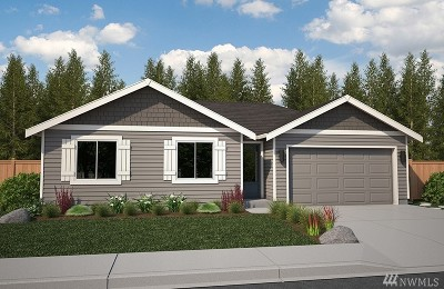 Orting Condo/Townhouse For Sale: 808 Cedar Lane SW #Lot78