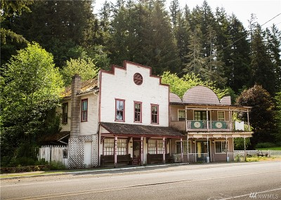 Wilkeson Single Family Home For Sale: 541 Church St