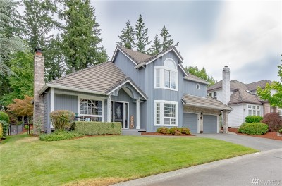 Maple Valley Single Family Home For Sale: 26020 225th Ct SE