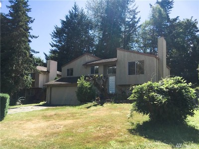 Renton Single Family Home For Sale: 16511 132nd Place SE