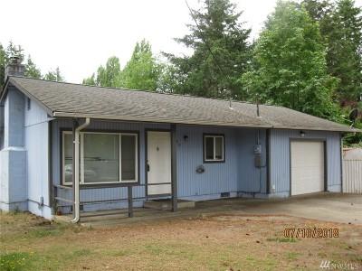 Mason County Single Family Home Pending Inspection: 100 SE Cook Plant Farm Rd
