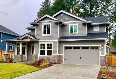 Gig Harbor Single Family Home For Sale: 4613 73rd St Ct NW
