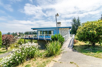 Anacortes WA Single Family Home For Sale: $375,000