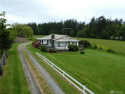 Anacortes Single Family Home For Sale: 6694 Guemes Island Rd