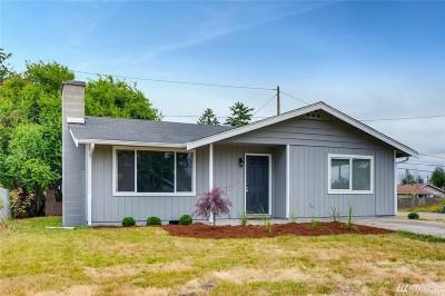 Single Family Home For Sale: 3643 E Howe St