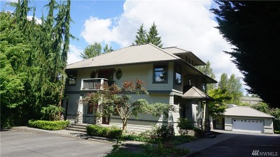 Maple Valley Single Family Home For Sale: 22520 SE 218th St