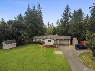 Marysville Single Family Home For Sale: 14128 57th Ave NE