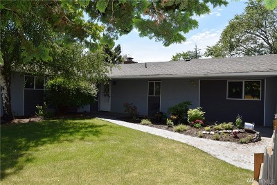 Single Family Home For Sale: 405 N Brown Rd