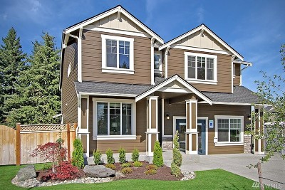 Lacey Single Family Home Contingent: 5641 Parquet Wy
