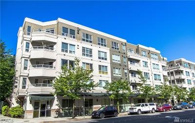 Bellevue Condo/Townhouse For Sale: 925 110th Ave NE #407