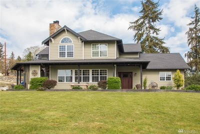 Stanwood Single Family Home For Sale: 20652 Starbird Rd