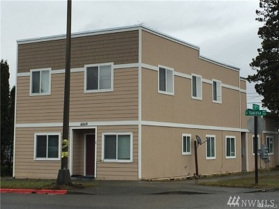 Multi Family Home For Sale: 4849 S Yakima Ave