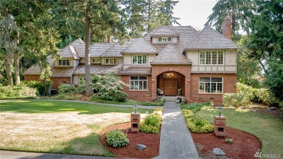 Woodinville Single Family Home For Sale: 14113 212th Dr NE