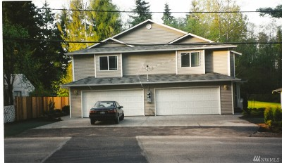 Everett Multi Family Home For Sale: 1923 Gibson Rd #A&B