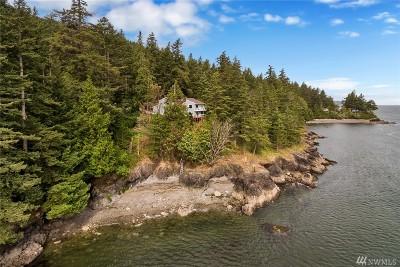 Lummi Island Single Family Home For Sale: 1284 Baker Ave