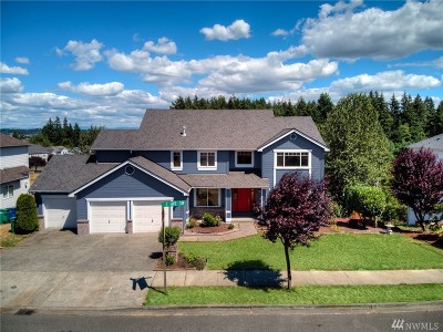 Federal Way Single Family Home For Sale: 35402 7th Ave SW