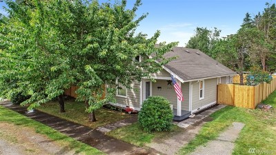 Puyallup Single Family Home For Sale: 342 5th St SE