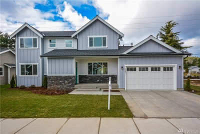 Skagit County Single Family Home For Sale: 3008 Calvin Ct