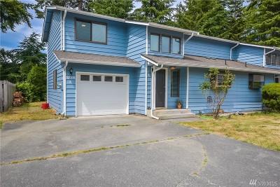 Oak Harbor Condo/Townhouse Sold: 1234 NW Lanyard Lp #2