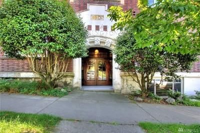 Condo/Townhouse Sold: 1107 E Denny Wy #A-1