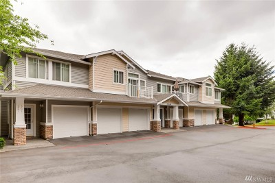 Kent WA Condo/Townhouse For Sale: $274,000