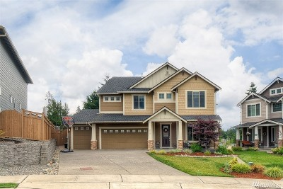 Puyallup Single Family Home For Sale: 3810 Victoria Lane Ct