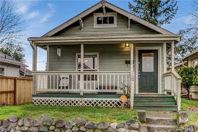 Auburn Single Family Home For Sale: 207 12th St SE