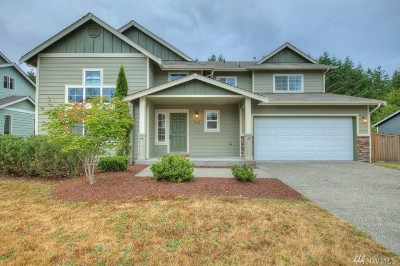 Orting Single Family Home For Sale: 19012 205th St E
