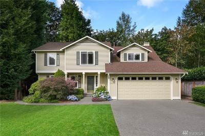 Redmond Single Family Home For Sale: 9215 135th Place NE