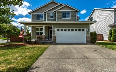 Spanaway Single Family Home For Sale: 20625 73rd Av Ct E