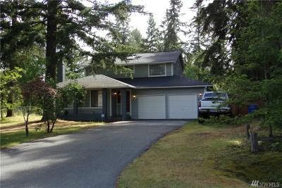 Graham Single Family Home For Sale: 23609 63rd Ave E