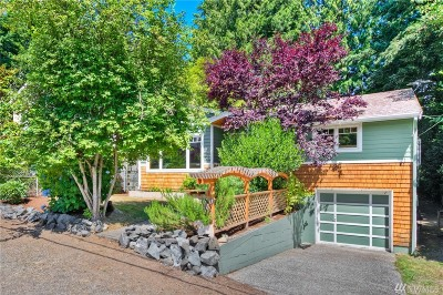 Shoreline Single Family Home For Sale: 902 NE 174th St