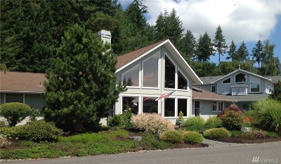 La Conner Single Family Home For Sale: 199 Swinomish Dr