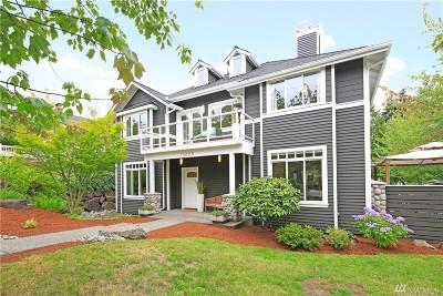 Kirkland Single Family Home For Sale: 11225 NE 60th St