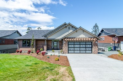 Anacortes Single Family Home For Sale: 3806 W 2nd Ave