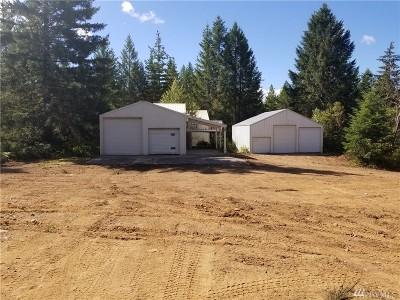 Mason County Residential Lots & Land Sold: 1170 NE Shoe Lake Rd