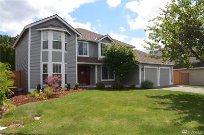 Covington Single Family Home For Sale: 25316 163rd Ave SE