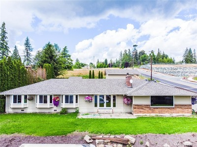 Monroe Single Family Home Contingent: 13602 191st Ave SE